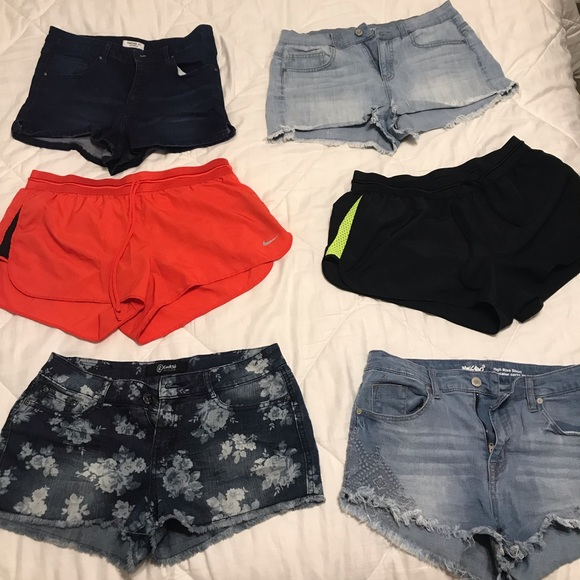 Pants - Lot of shorts!!! Perfect for summertime